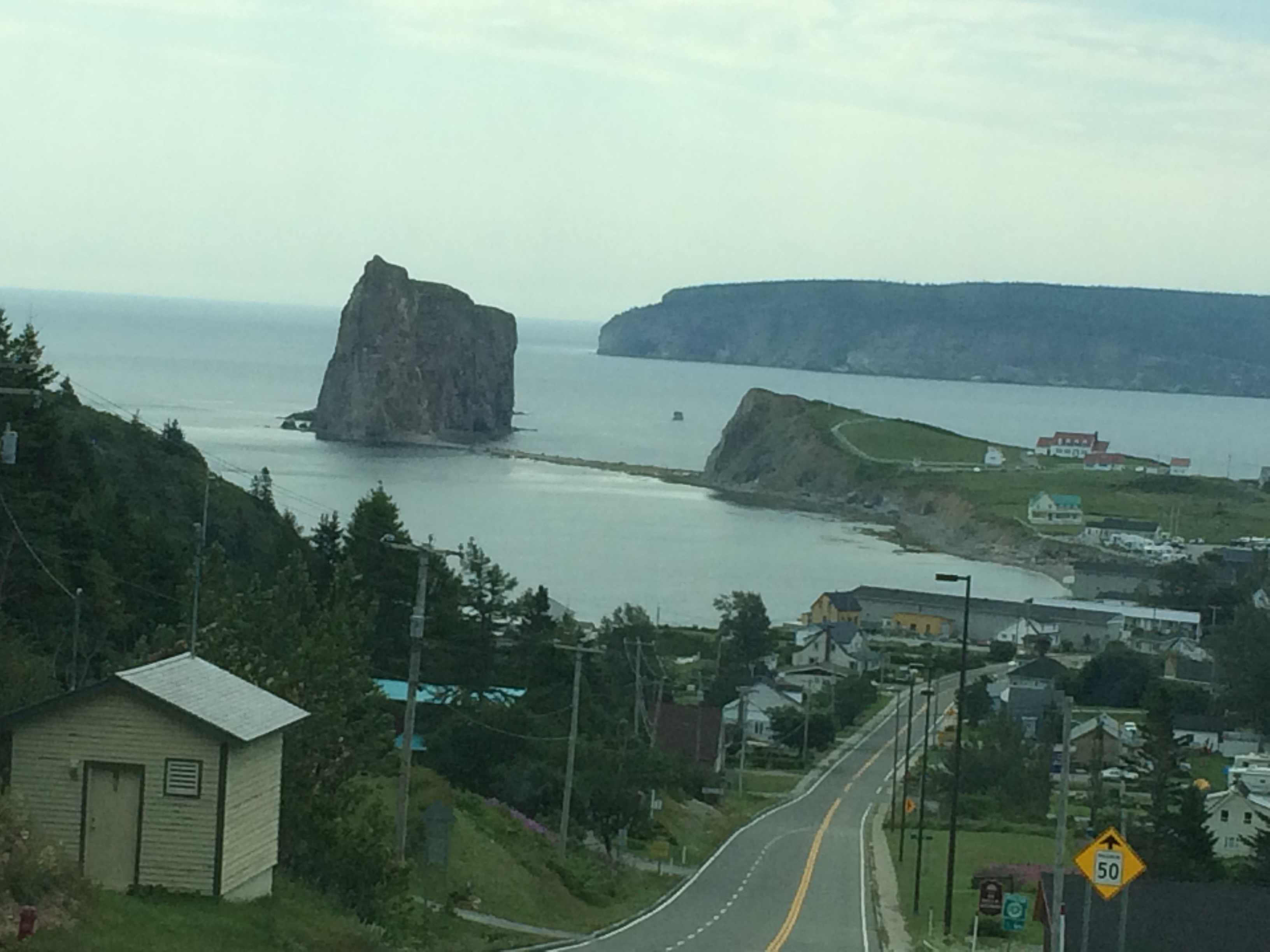 Around Perce south shore.JPG